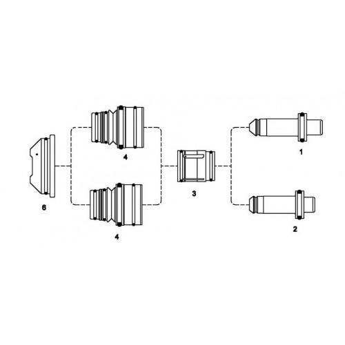 Hyper Therm Alta Definición HD1070 - HD3070