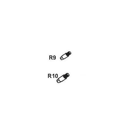 Punta de contacto para antorcha CRW 25 M/8